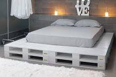 Aprenda a fazer uma cama de casal com paletes - Instituto Ecoação