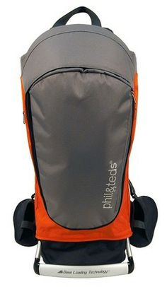 Phil & Teds Escape Carrier - Orange $229.99 - from Well.ca