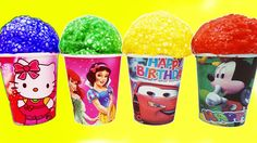 Learn Colors Foam Ice Cream And Learn Colors  for Kids Finger Family Nur...