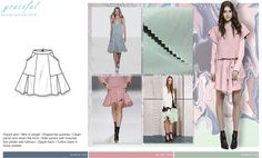 WGSN Skirts