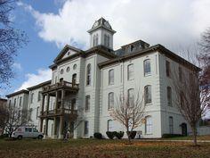 Hamblen County Courthouse, Morristown