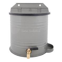 Wasserbehälter-Wasserspender Farbe Grau