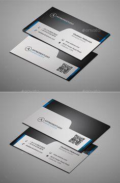 Simple Business Card Vol. XXI
