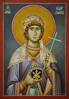 Saint Barbara, Saints, Religion, Princess Zelda, Fictional Characters, Oc, Ideas, Fantasy Characters, Thoughts