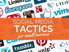 Social Media Tactics Every Small Business Should Be Using