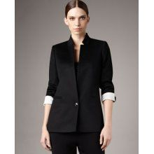 Stella McCartney Double-Face Cashmere Jacket
