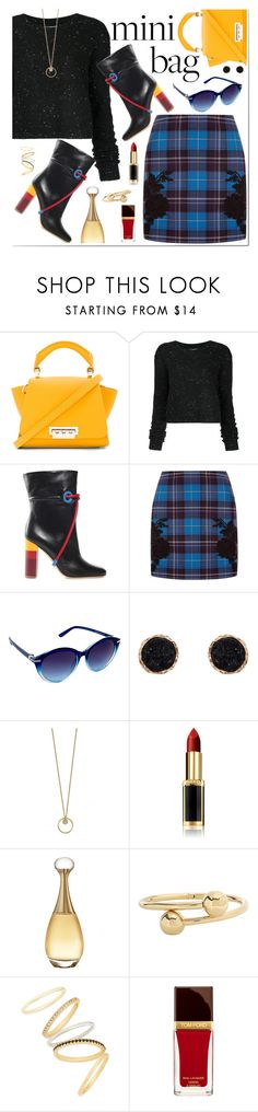 """So Cute: Mini Bags"" by hubunch ❤ liked on Polyvore featuring ZAC Zac Posen, Public School, Malone Souliers, La Perla, Nanette Lepore, Humble Chic, L'Oréal Paris, Christian Dior, J.W. Anderson and Madewell"
