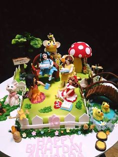 Creative Birthday Cakes Sri Lanka Design