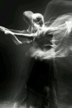 ☾ Midnight Dreams ☽ dreamy dramatic black and white photography - Wings by Alesja Popova Movement Photography, Exposure Photography, Dance Photography, Dramatic Photography, Shutter Photography, Portrait Photography, Long Exposure, Double Exposure, Slow Shutter Speed