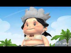 Florencia una niña Rapa Nui   Pichintún   Capítulo 1 - YouTube