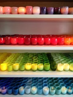 Glassybaby...our lovely madrona store