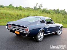 Mustang 67'