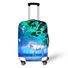 Mr suitcase cover elastic suitcase cover zipper luggage case removable cleaning suitable for 29-32 trunk cover