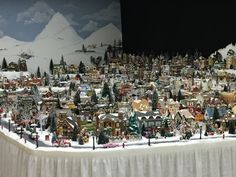 Christmas Village Display, Christmas Town, Christmas Villages, Christmas 2016, All Things Christmas, Christmas Decorations, Xmas, Christmas Ornaments, Dickens Village