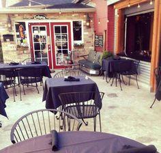 Al Fresco Patio Dining in Salt Lake City: The Tin Angel Cafe