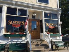 Sleder's of Traverse City, 717 Randolph Street is the oldest restaurant in Michigan.