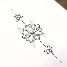Resultado de imagen de unalome tattoo