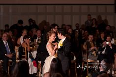 Jewish wedding at Chicago Germania Place #GermaniaPlace