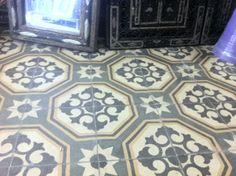 Zementfliesen, Marokko. cement tiles, morocco
