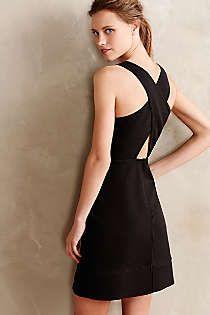 Anthropologie - Rokin Dress  Love the back too!