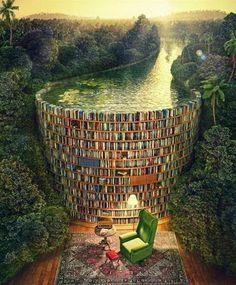 Adquirir el hábito de la lectura y rodearnos de buenos libros es construirnos un refugio moral que nos protege de casi todas las miserias de la vida