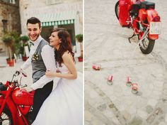 From Italy With Love – Italian Wedding Inspiration