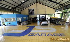 JS Garage : Your Ambition Is Our Passion #info #BosMobil