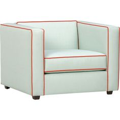 I want this chair for our living room, but it would also involve getting a new couch...le sigh.