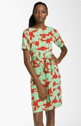 Diane von Furstenberg 'Shannon' Silk Wrap Dress