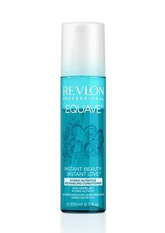 Revlon Professional Hair care Equave Hydro Nutritive Detangling Conditioner 200 ml Revlon Professional, Professional Hair, Leave In Conditioner, Hair Conditioner, How To Make Hair, How To Apply, Dry Damaged Hair, Nutrition, Damp Hair Styles
