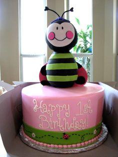 First birthday cake — Children's Birthday Cakes