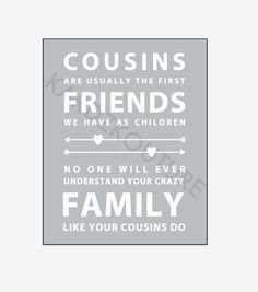 25401145 11 Best Cousin sayings images | Cousin sayings, Frases, Little cottages