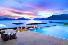 Meritus Pelangi Beach Resort Langkawi is located near the beach in Langkawi and close to Underwater World.