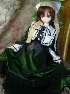 rozen maiden doll suiseiseki