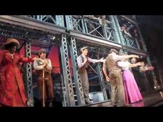 Newsies on Broadway Final Bow