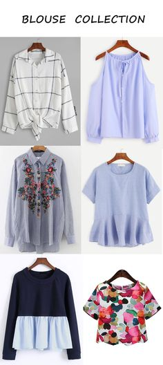 Blouse collection for you