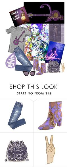 """""""Prince"""" by shelley-harcar ❤ liked on Polyvore featuring Just Cavalli, Star Mela, Lucky Brand and STELLA McCARTNEY"""