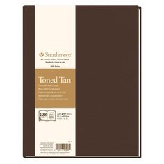 Strathmore series 400 toned paper pads in either tan or grey. Produce to a high grade ideal for finished or studio work by professional artists drawing sketching on a toned coloured paper Paper Manufacturers, Sketch Paper, Toned Paper, Colored Paper, Art Supplies, Canvas, Earth Tones, Sketches, Tela