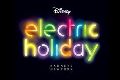 Barneys & Disney ELECTRIC HOLIDAY.  For my Disney loving fashionistas...  Love all the cameos