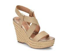 e5ab3962062c Women s Betseyville Ryatt Glitter Mesh Platform Wedge Sandals - Soft ...