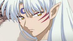 Sexy anime guy of the night: Sesshomaru Anime: Inuyasha Manga Anime, Old Anime, Anime Guys, Anime Art, Miroku, Kagome Higurashi, Inuyasha Love, Inuyasha Funny, Inuyasha And Sesshomaru