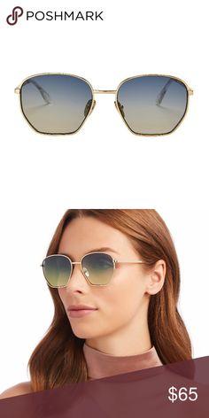 5b79ae9419 NWT Le Specs Rose Tinted glasses