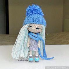 Вязанные девочки KotiKo_toys / Изготовление игрушек своими руками / Бэйбики. Куклы фото. Одежда для кукол