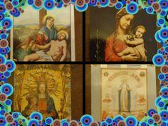 HOLY CARD - SANTINI - MADONNA