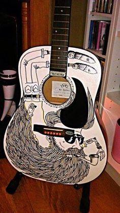 Freebeard created by artist Austin Lysaght for the Musical Youth Foundation!