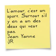 L'amour et le sport