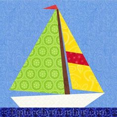 (7) имя: 'Подбивка : парусник бумажный сложила одеяло блоком набора