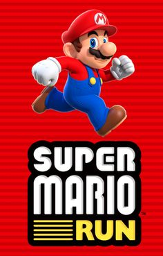 At the iPhone 7 event, Apple and Nintendo revealed that Mario would make his way to iOS devices this December. Well, today Nintendo revealed the exact date: December That's the day Super Mario. Wii U, Image Mario, Apple App, Game Mobile, Super Mario Run, Shigeru Miyamoto, Iphone, Ipad, Hacks