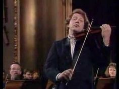 Shlomo Mintz, Sibelius 3rd movement.  One of my most favorite performance of this piece!