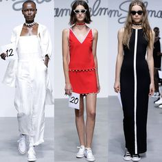 Why this collection was the most fun shown so far at New York Fashion Week: